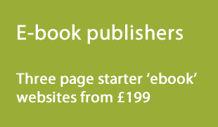 Starter websites to promote your ebook